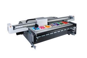 Digitale Druckmaschine für Fotoleinwand