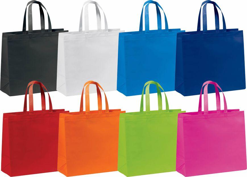 ShoppingBags in verschiedenen Farben