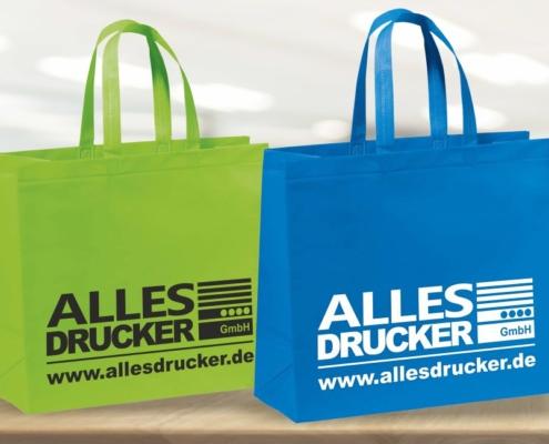 Bedruckte Shopping Bags